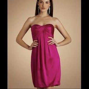 💖Nicole Miller Fuchsia Cocktail Dress